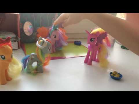 Сказка про Айогу (нанайская сказка) пони