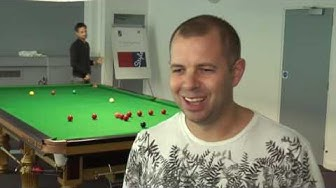 World's best snooker players roll into Preston - Lancashire Headline News