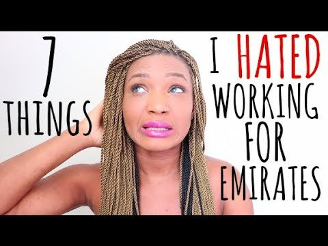 7 Things I HATED About Working For Emirates