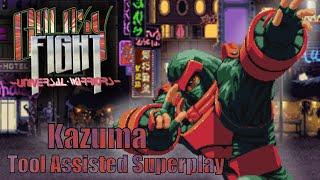 [TAS] - Galaxy Fight (Neo-Geo) - Kazuma - Full Perfect