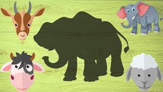 Puzzles for Kids - Farm Animals Wrong 2D Puzzle Games for Kids, Children & Toddlers to Learn