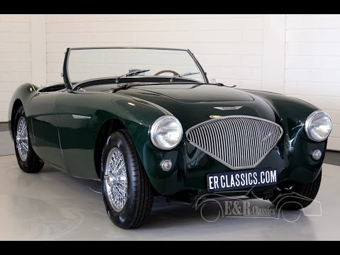 austin healey 100 4 bn1 with overdrive 1954 british racing. Black Bedroom Furniture Sets. Home Design Ideas