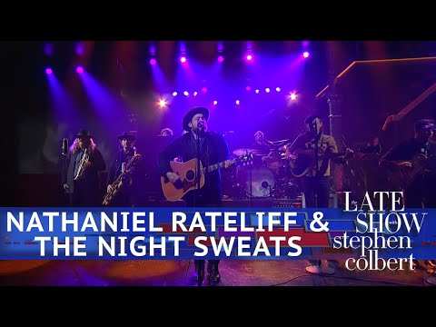 Nathaniel Rateliff & The Night Sweats Perform 'Hey Mama'