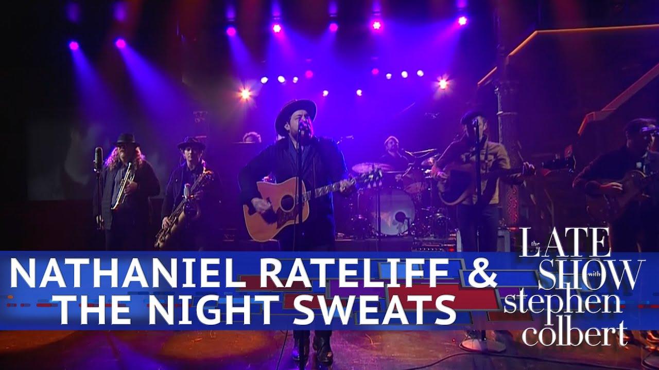 Nathaniel Rateliff & The Night Sweats Perform 'Hey Mama'