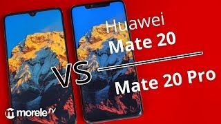 Huawei Mate 20 vs Mate 20 Pro   Tańszy smartfon z lepszym wyglądem?  Porównanie.