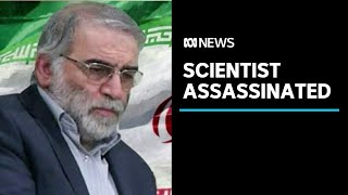 Iranian nuclear scientist Mohsen Fakhrizadeh assassinated, Tehran threatening retaliation | ABC News