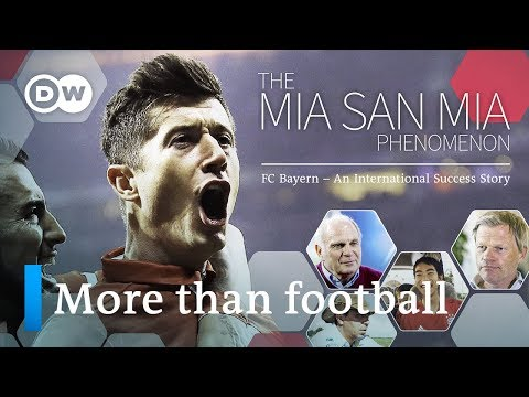 FC Bayern Munich - the 'Mia san Mia' phenomenon | DW Documentary