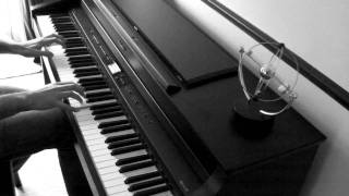 The Final Countdown / Europe - Piano solo