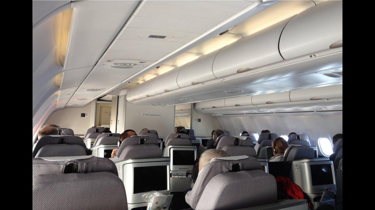 [Trip report] Lufthansa *New* Business Class | A321/ A340 ...
