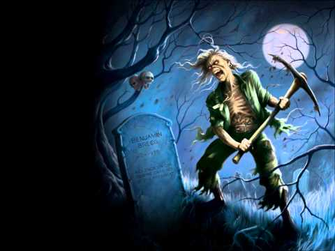 Iron Maiden - The Reincarnation Of Benjamin Breeg (Audio Only) HQ