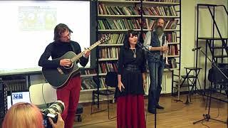 Библиотека Ф.М. Достоевского. Группа ''Vita Nova'' 07.10.2018г.