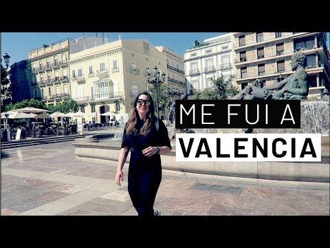 Mi nueva experiencia en Valencia