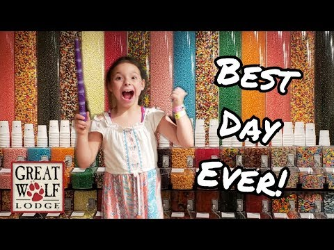 The Best Day Ever! - Great Wolf Lodge in Bloomington MN - Bella Boo's Lunches