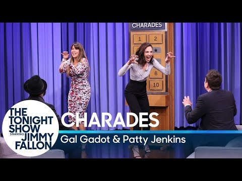Charades with Gal Gadot and Patty Jenkins en streaming