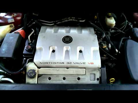 Cadillac North Star Overheating