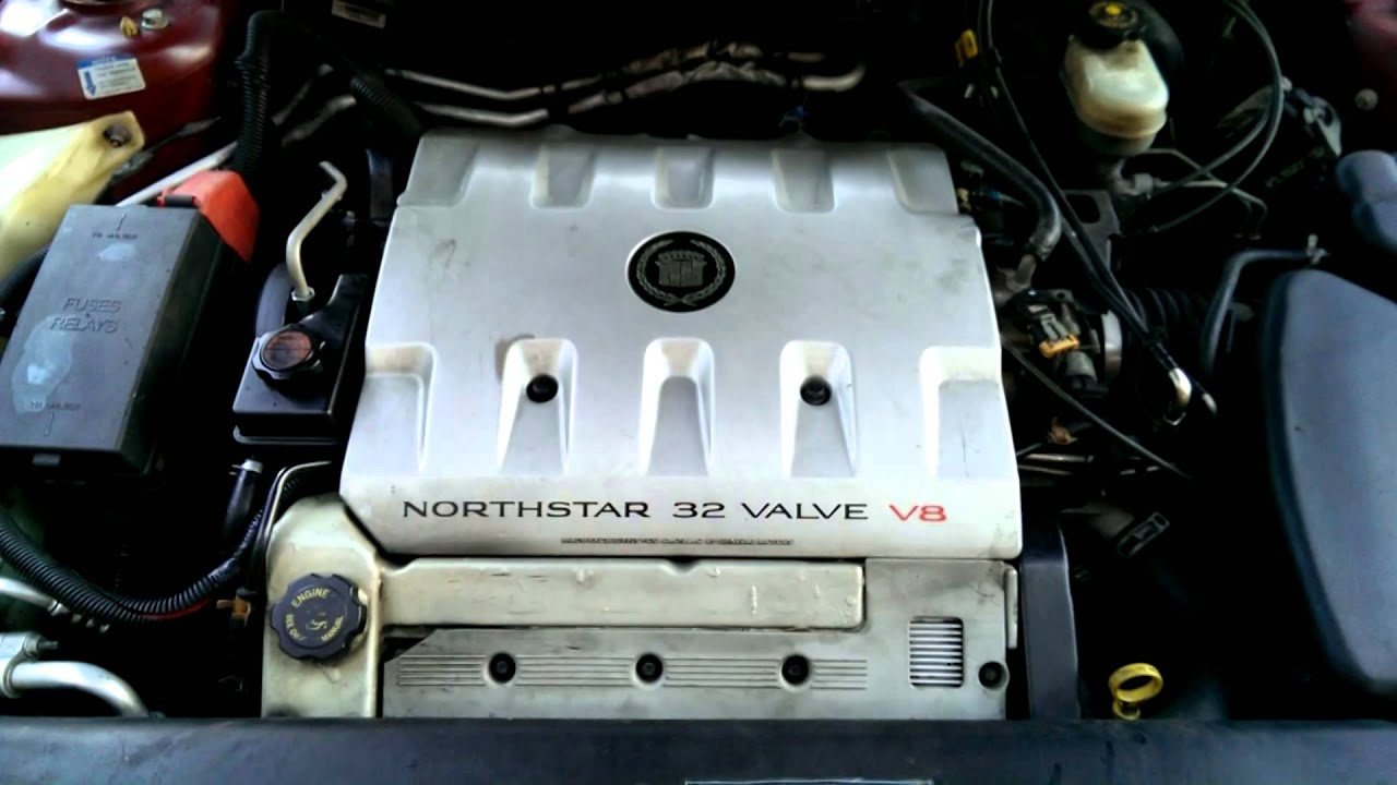 Cadillac North Star Overheating - YouTube