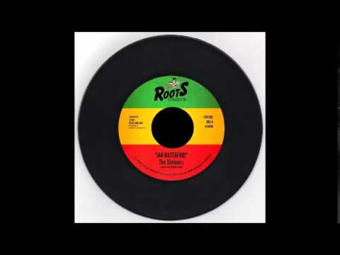 "The Simeons ""JAH RASTAFARI"" Roots Traders Records re-issue OUT NOW!"