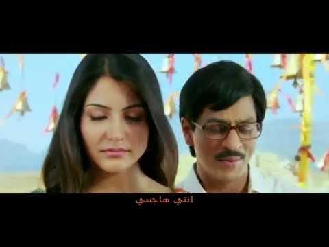 اغنيه هنديه مترجمه من فيلم Rab Ne Bana Di Jodi شاروخان انوشكا