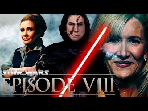 Star Wars Episode 8 Plot Leak (SPOILERS)