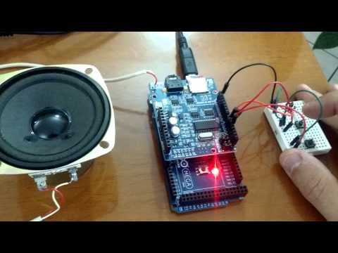 Shield Mp3 Arduino