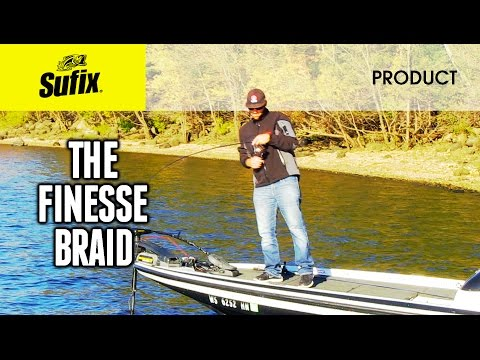 Best Fishing Line For Lighter, Smaller Lures- Sufix® Nanobraid®