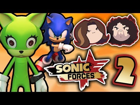 Sonic Forces: Other Sonic - PART 2 - Game Grumps |