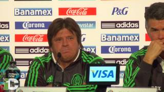 Herrerra sobre Carlos Vela: ¡No estén chingan....! thumbnail