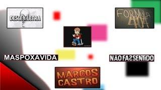 O CYT - Pc Siqueira. Felipe Netto, Jovem Nerd, Bruno Motta, Marcos Castro, Caue Moura