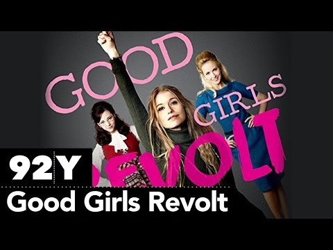 Good Girls Revolt: Cindi Leive, Lynda Obst, Lynn Povich and Jill Abramson with Mo Rocca