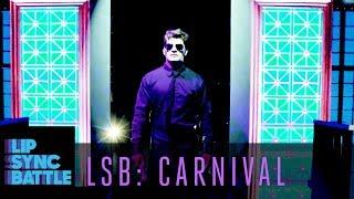 Gregg Sulkin Goes for More Lip Sync Battle Gold w/ Carnival Cruise Line | Lip Sync Battle: Carnival