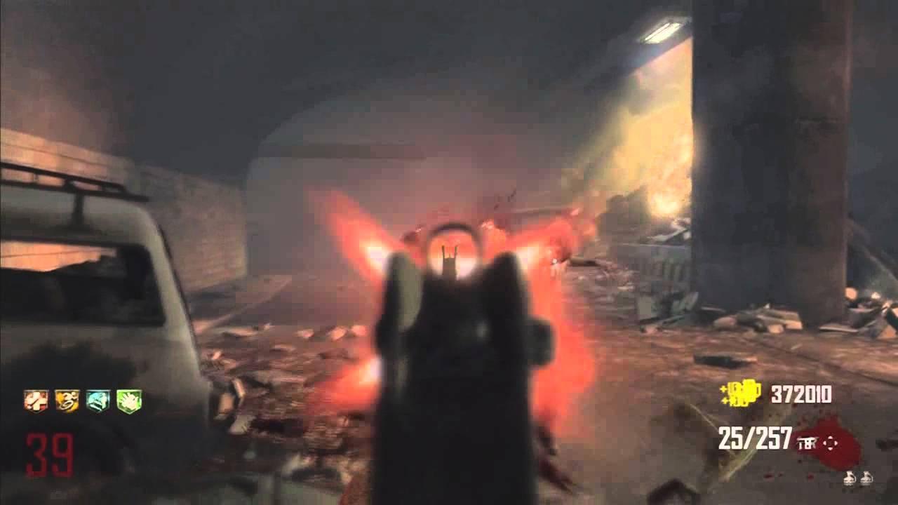 "Black Ops 2 Zombies: ""Skullcrusher"" Tranzit Strategy (High ... M1216 Black Ops 2"