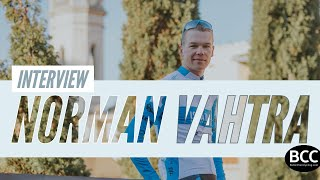 Interview with Neo-Pro Norman Vahtra!
