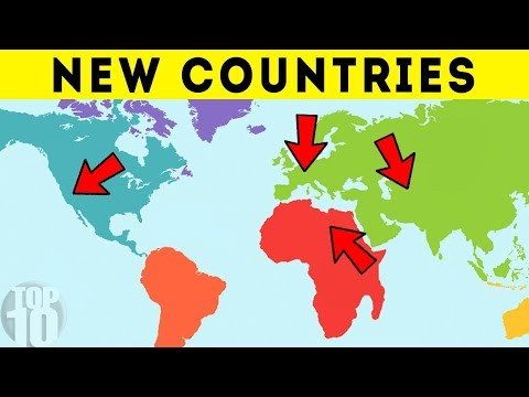 New Countries That Will Exist Soon