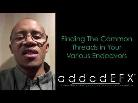 AddedEFX Minute Common Threads