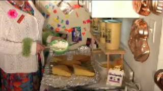 Butterfly Cake : Trailer Park Cooking Show
