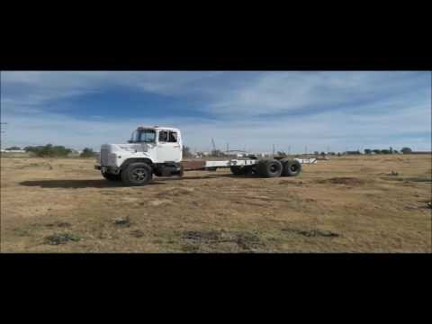 1983 Mack DM492S truck cab and chassis for sale   no-reserve Internet auction November 17, 2016