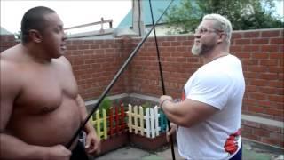 видео алексей серебряков спортсмен