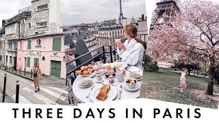 видео 3,5 дня в Париже - Что Посмотреть? Где поесть?   Blabla Влог