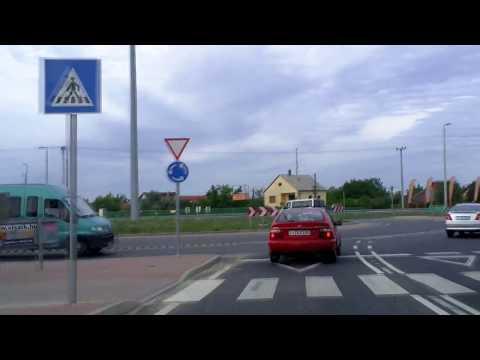 Hungary: Érd - street tour - part 2