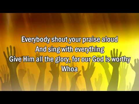 Put Your Hands Up - Planetshakers (Worship song with Lyrics) 2013 New Album