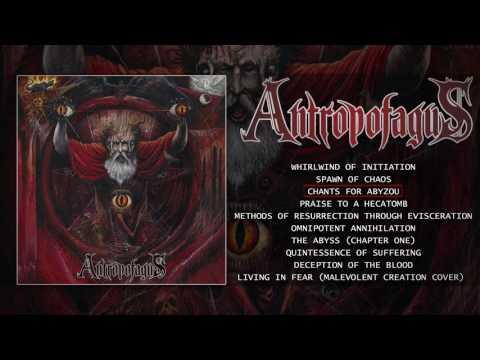 ANTROPOFAGUS - M.O.R.T.E. (OFFICIAL FULL ALBUM STREAM 2017) [COMATOSE MUSIC] thumb