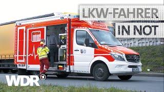 Feuer & Flamme | Im LKW - Schwindelanfall auf der Autobahn | WDR