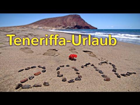 Teneriffa Urlaub 2012 (Foto-Show)