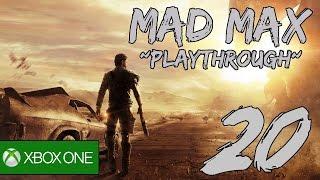 Mad Max Playthrough Part 20: Meet Jawbone In Gastown