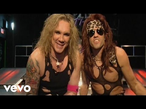 Steel Panther - Community Property (Making of)