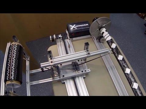 X-Winder Filament Winder - The Original Desktop Filament Winder - Version 2.0