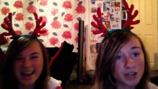 All I Want For Christmas Is You- Lady Antebellum- Video Star