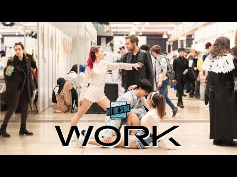 [KPOP IN PUBLIC] | HIT THE STAGE (Feeldog X FEEL CRUSH) - Work Dance Cover [Misang] (One Shot Ver.)
