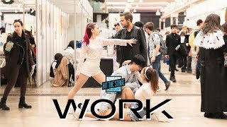 KPOP IN PUBLIC  HIT THE STAGE (Feeldog X FEEL CRUSH)  Work Dance Cover Misang (One Shot ver)