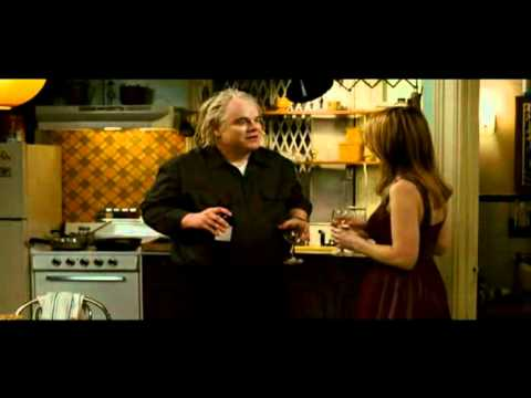 Beautiful piece of acting by Philip Seymour Hoffman
